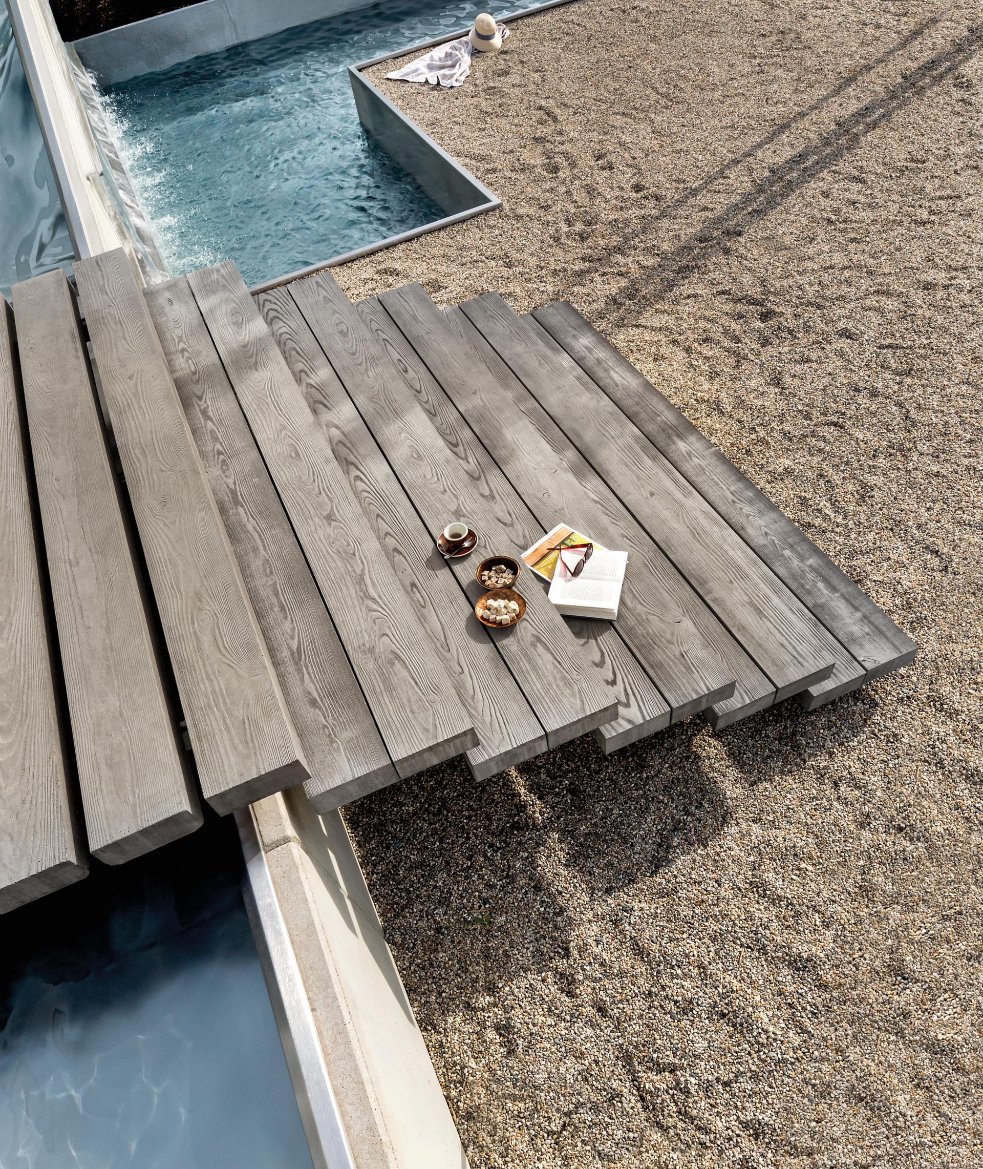 MASSIMO Terrassen Diele in Holzoptik   GODELMANN   Die Stein Erfinder