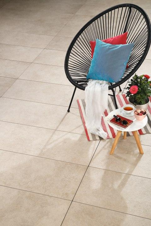 Terrassenplatte CHIANTO von GODELMANN