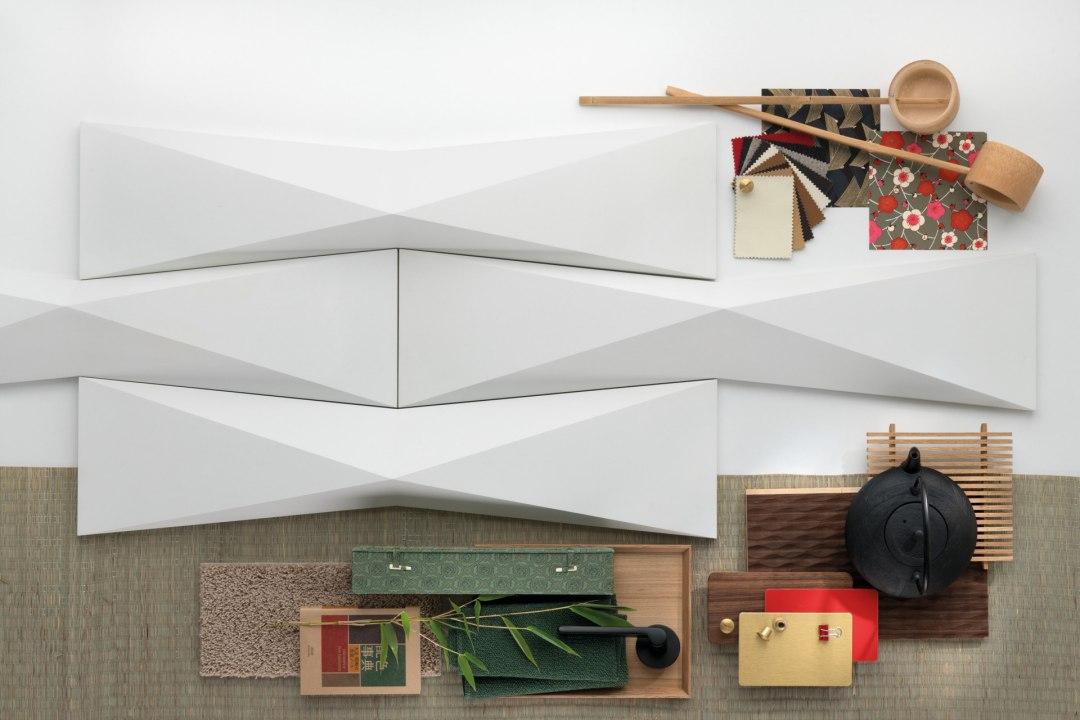 Architekturbeton - Wandfliese aus Beton von GODELMANN