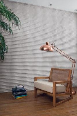 Wandfliese RIGATTO Wandelement aus Architekturbeton von GODELMANN