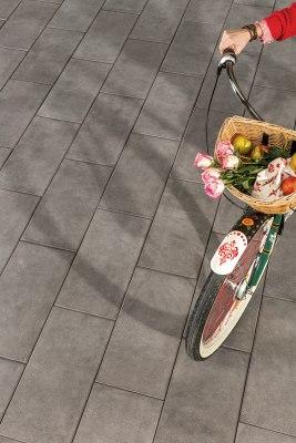Terrassenplatte GABANO glatt von GODELMANN