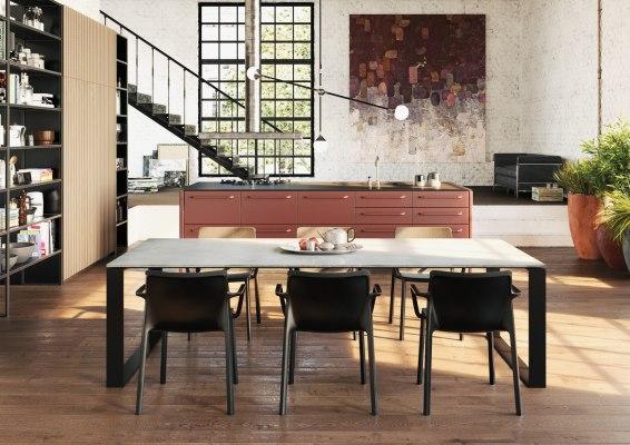 Möbel Tisch aus Beton Architekturbeton LUCC