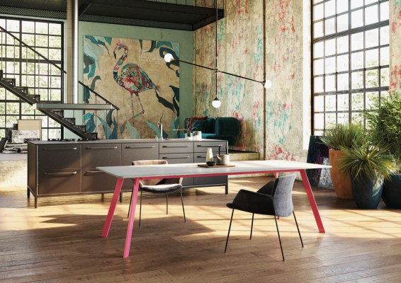 Möbel Tisch aus Beton Architekturbeton LORIKEET
