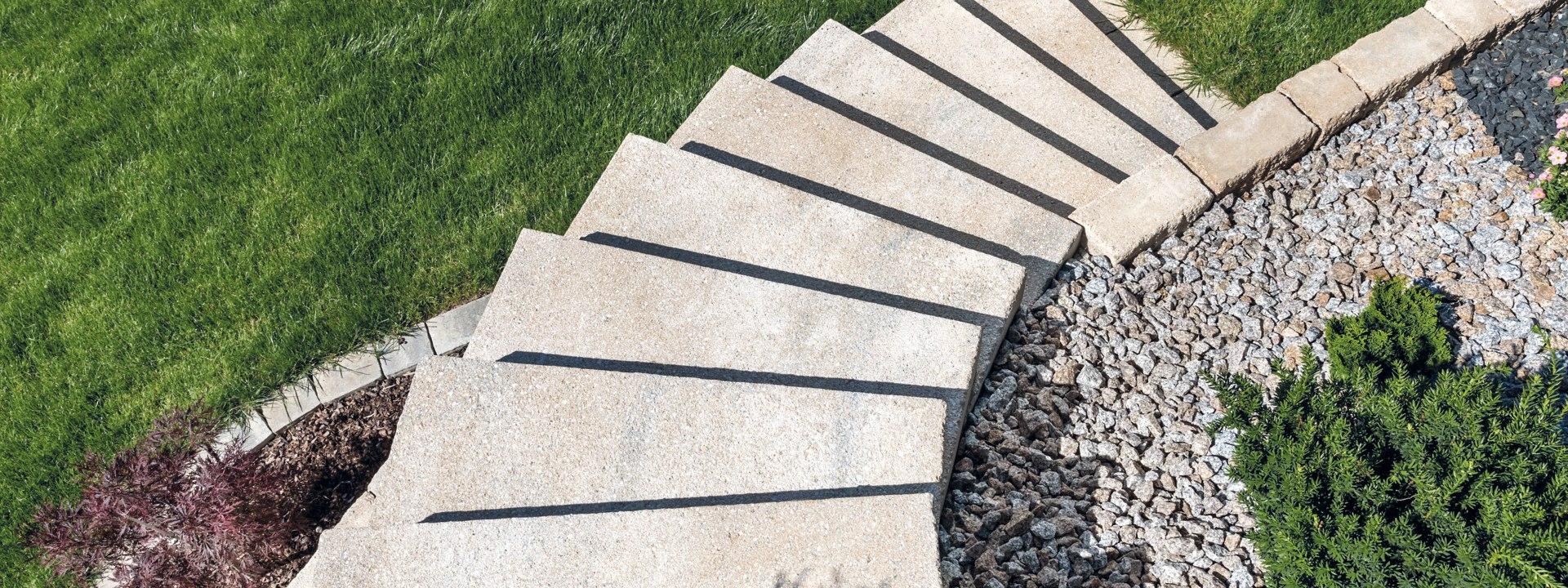 Treppenstufe Blockstufe KLASSIKLINE von GODELMANN