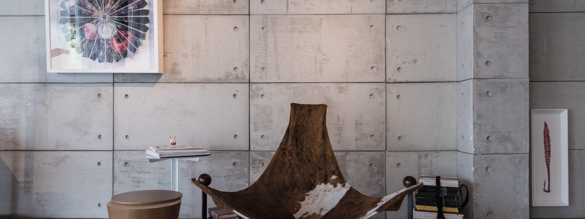 Wandlfiese aus Beton - Architekturbeton von GODELMANN