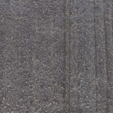 gebuerstete seidenmatte dunkel graue Beton Oberflaeche in Holz Optik