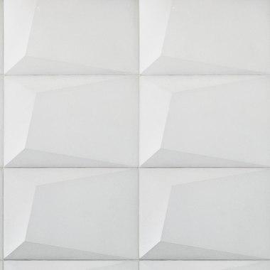 Wandfliese PRISMA Wandelement aus Architekturbeton von GODELMANN