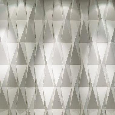Wandfliese ORIGAMI Architekturbeton von GODELMANN