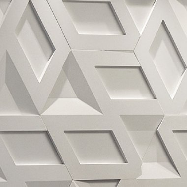 Nahaufnahme Wandfliese INFINITY Architekturbeton von GODELMANN