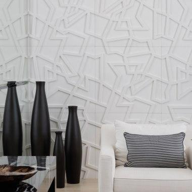 Wandfliese THEO aus Architekurbeton von GODELMANN